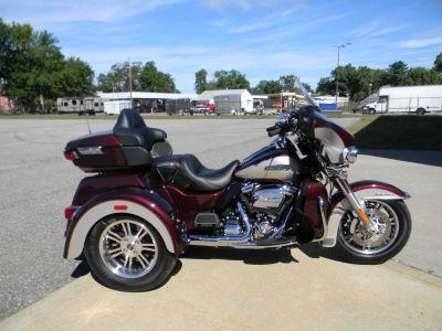 2018 Harley-Davidson Tri Glide Ultra 3 Wheel Motorcycle Springfield, MA