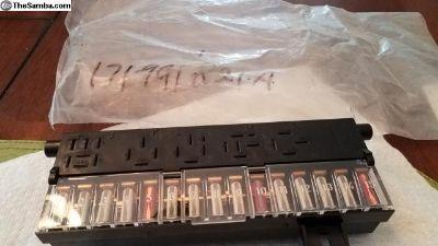 Nos Mk1 fuse panel
