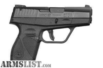 For Sale: Taurus 709 Slim 9mm