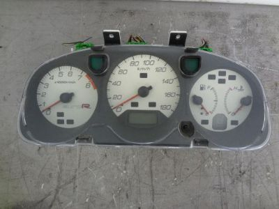 Purchase JDM Honda Accord 98-02 CL1 Euro R Gauge Cluster Speedometer H22A Red Top CL1 motorcycle in West Palm Beach, Florida, United States, for US $128.00