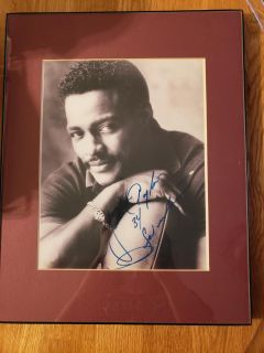 Walter Payton Autographed Print