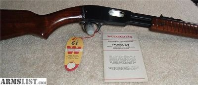 For Sale: Winchester 61 NOS