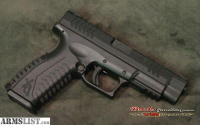 For Sale: Springfield XDM 9 MM