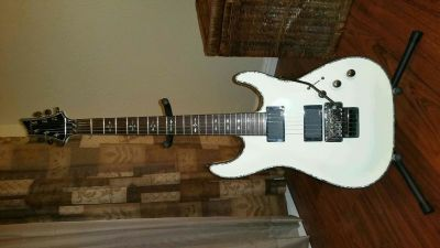 Like New Schecter Electric Guitar! Please Read Description! Need To Sell ASAP!
