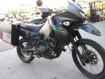 2015 Kawasaki KLR 650 Dual Purpose Motorcycles Moorpark, CA