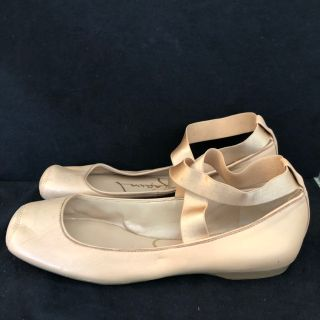 Jessica Simpson Nude Ballet style Flats size 10 Excellent Like New. Worn once.