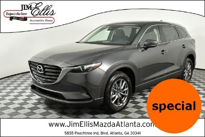 2019 Mazda CX-9 Sport (Machine Gray)