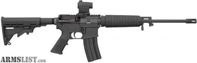 For Sale: Bushmaster AR15 QRC Rifle Red dot and (1) 30 round magazine *NEW UNFIRED*