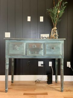 Solid wood buffet, well made!!