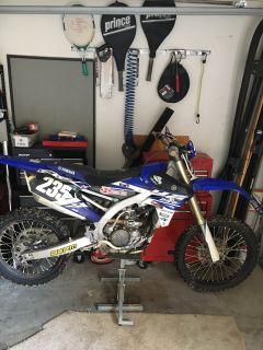 2015 Yamaha 250F