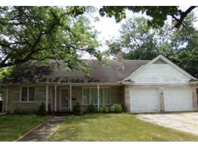 4 Bed 2.5 Bath Foreclosure Property in Marion, IN 46952 - W Euclid Ave