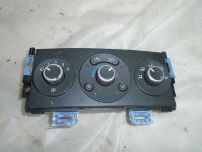 Sell 05 06 07 08 09 PONTIAC G6 TEMPERATURE CONTROL MANUAL CONTROL OPT C60 390401 motorcycle in Holland, Ohio, United States, for US $35.00
