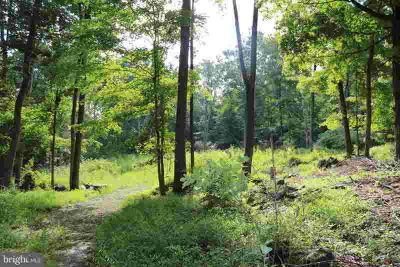6607 Brown Quarry Sabillasville, Great parcel of land with