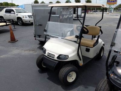 2018 E-Z-Go Freedom TXT Electric Elite 2.0 Golf Golf Carts Fort Pierce, FL