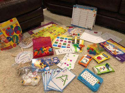 Preschool Learning Supplies