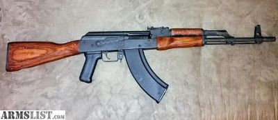 For Sale/Trade: 1980 WASR 10/63 WITH AMMO