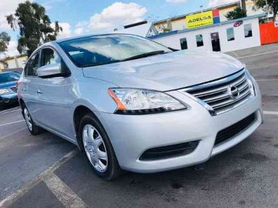 Used 2014 Nissan Sentra for sale