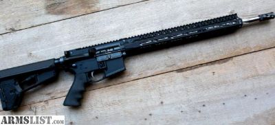For Sale: AR-15 Palmetto State Armory / 18 S.S. Spiral Fluted / BCM Keymod