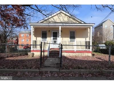 4 Bed 2 Bath Foreclosure Property in Washington, DC 20019 - Queens Stroll Pl SE
