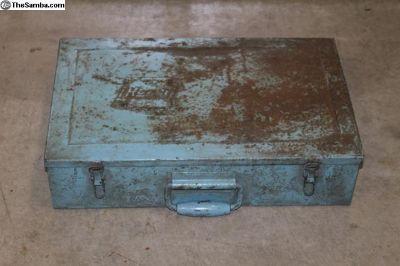 1953-55 Hazet 500 2500 Suitcase Tool Box