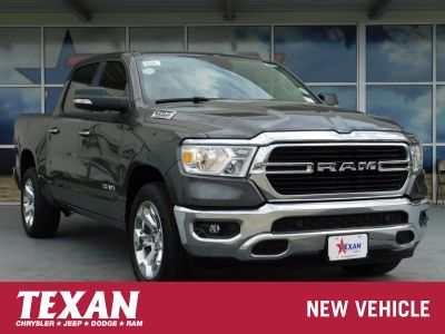 2019 RAM 1500 Big Horn (Granite Crystal Metallic Clearcoat)