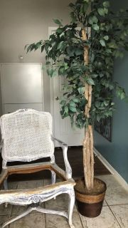 7ft artificial tree plant