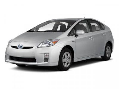 2011 Toyota Prius II (Gray)