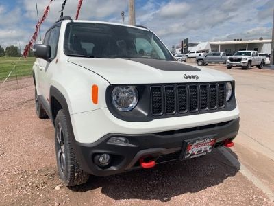 2019 Jeep Renegade (Alpine White)