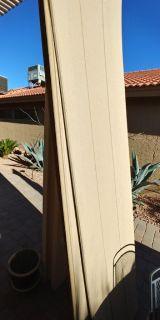 Free used wood panels 2x8 ft...18each