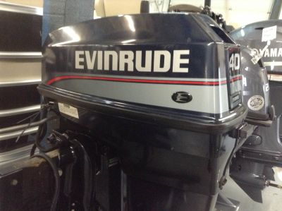 Evinrude E40TLEOD Outboards 2 Stroke Outboard Motors Hutchinson, MN