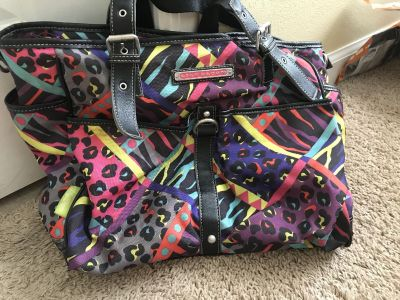 Lilly Bloom diaper bag/purse-FREE