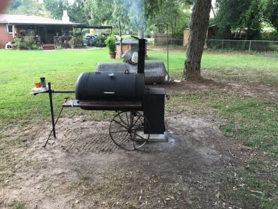 Custom Built Smoker