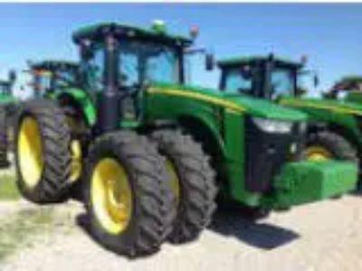 John Deere R RT Series R Tractor