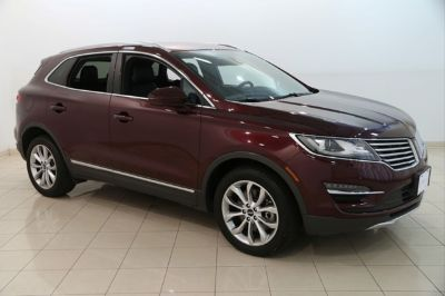 2017 Lincoln MKC Select (Burgundy Velvet Metallic Tinted Clearcoa)