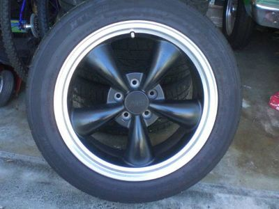 05-14 Mustang Bullitt Rims & Tires Like New