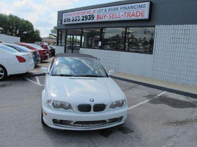 2003 BMW 3-Series 330Ci (White)