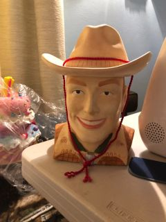 Will Rogers cookie jar