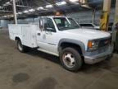 2000 GMC Utility Truck