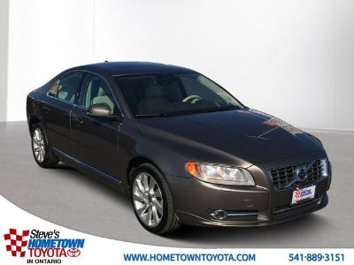 2012 Volvo S80 T6 (gold)