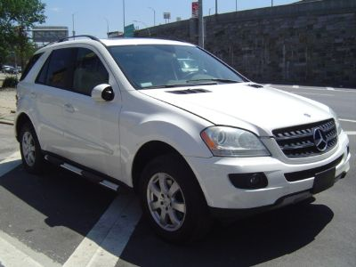 2006 Mercedes-Benz M-Class ML350 (WHITE)
