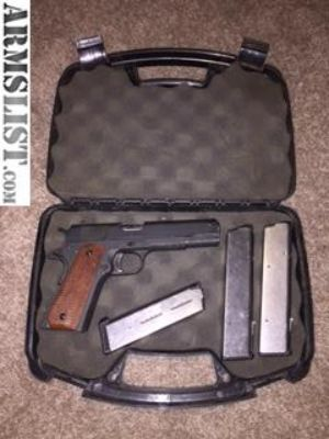 For Sale: High Standard 1911 .45ACP