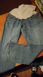 American Star Size 1X Women's Maternity pants jeans