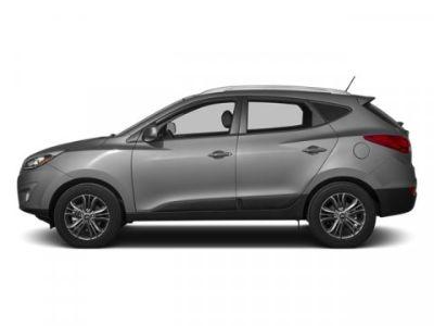 2014 Hyundai Tucson GLS (Diamond Silver)