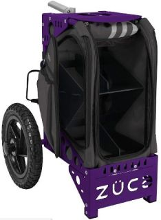 Carry Your Disc Golf Essentials With Ease in a Zuca Cart.