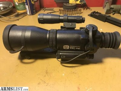 For Sale: Armasight WWZ