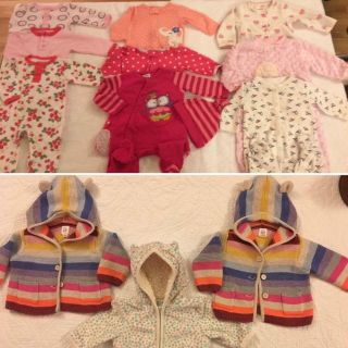 0-3 months baby clothing in very good conditions.