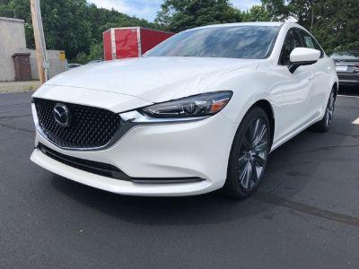 2018 Mazda Mazda6 Grand Touring (Snowflake White Pearl)