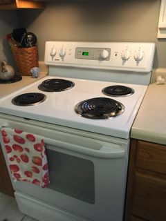 Electric stove FREE & WORKING!