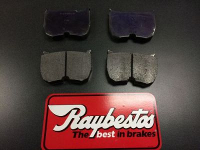 Find Raybestos Racing Brake Pads ST47R1001.18 ..FREE PRIORITY SHIPPING! motorcycle in Mesa, Arizona, United States, for US $256.90