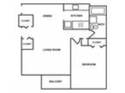 Meadowbrook Apartments - One BR Apartment
